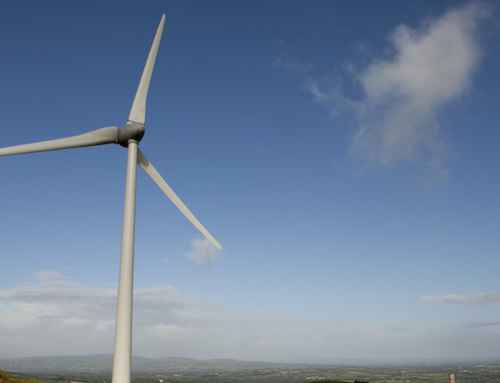Templederry Windfarm features on Nationwide