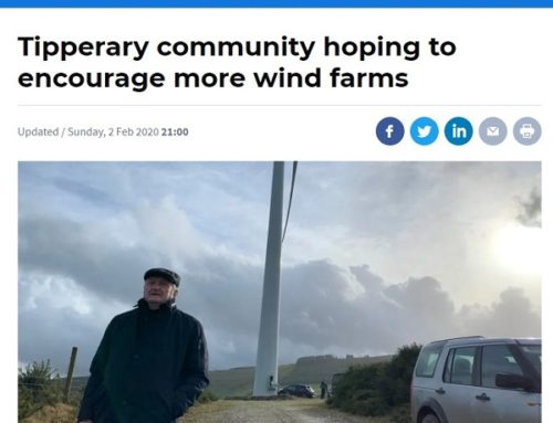 Community Power featured on RTE