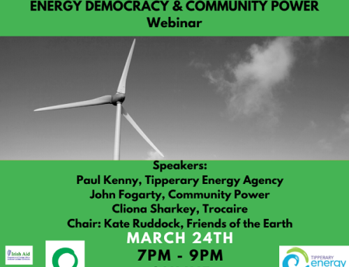 Energy Democracy and Community Power Webinar Recording now Online