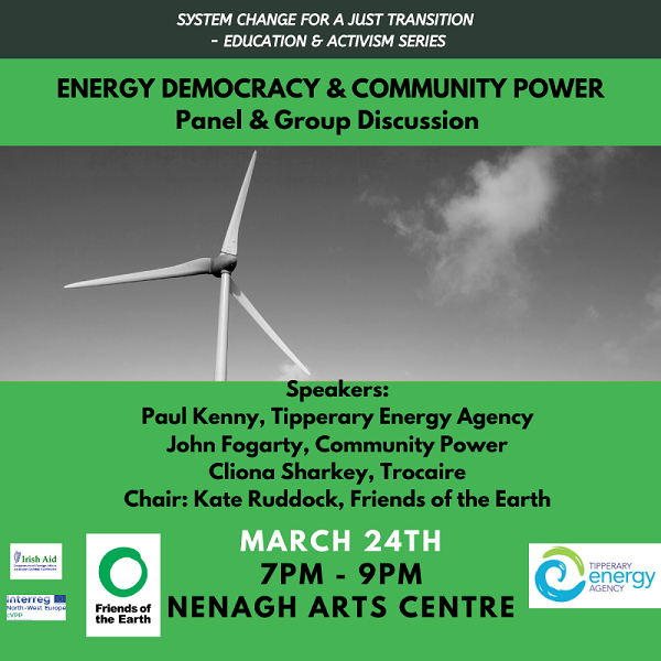 Energy Democracy and Community Power