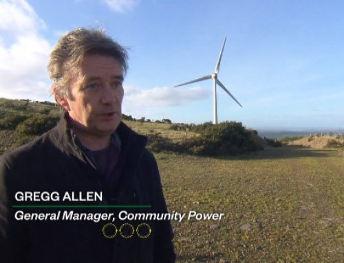 RTE's Nationwide features Community Power and Templederry Community Owned Windfarm