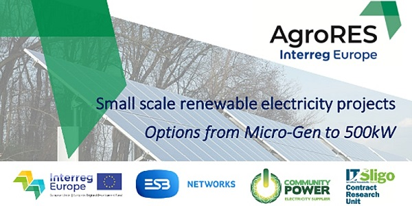 agrores webinar small scale renewable energy projects
