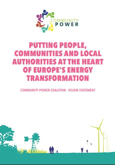 community power coalition vision statement