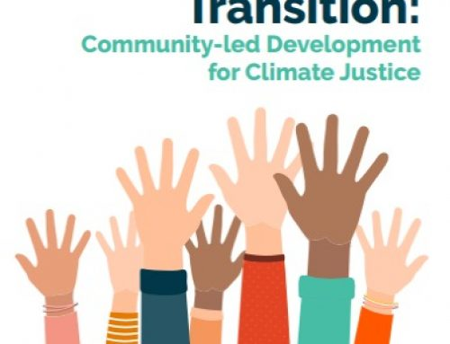 The People's Transition: Community-led Development for Climate Justice