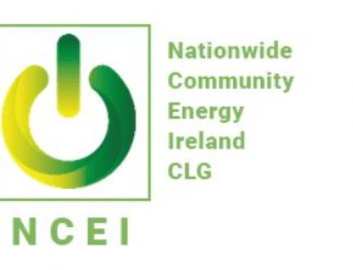 Launch of the NCEI – the representative organisation for the Community Owned Energy Generation Sector in Ireland.